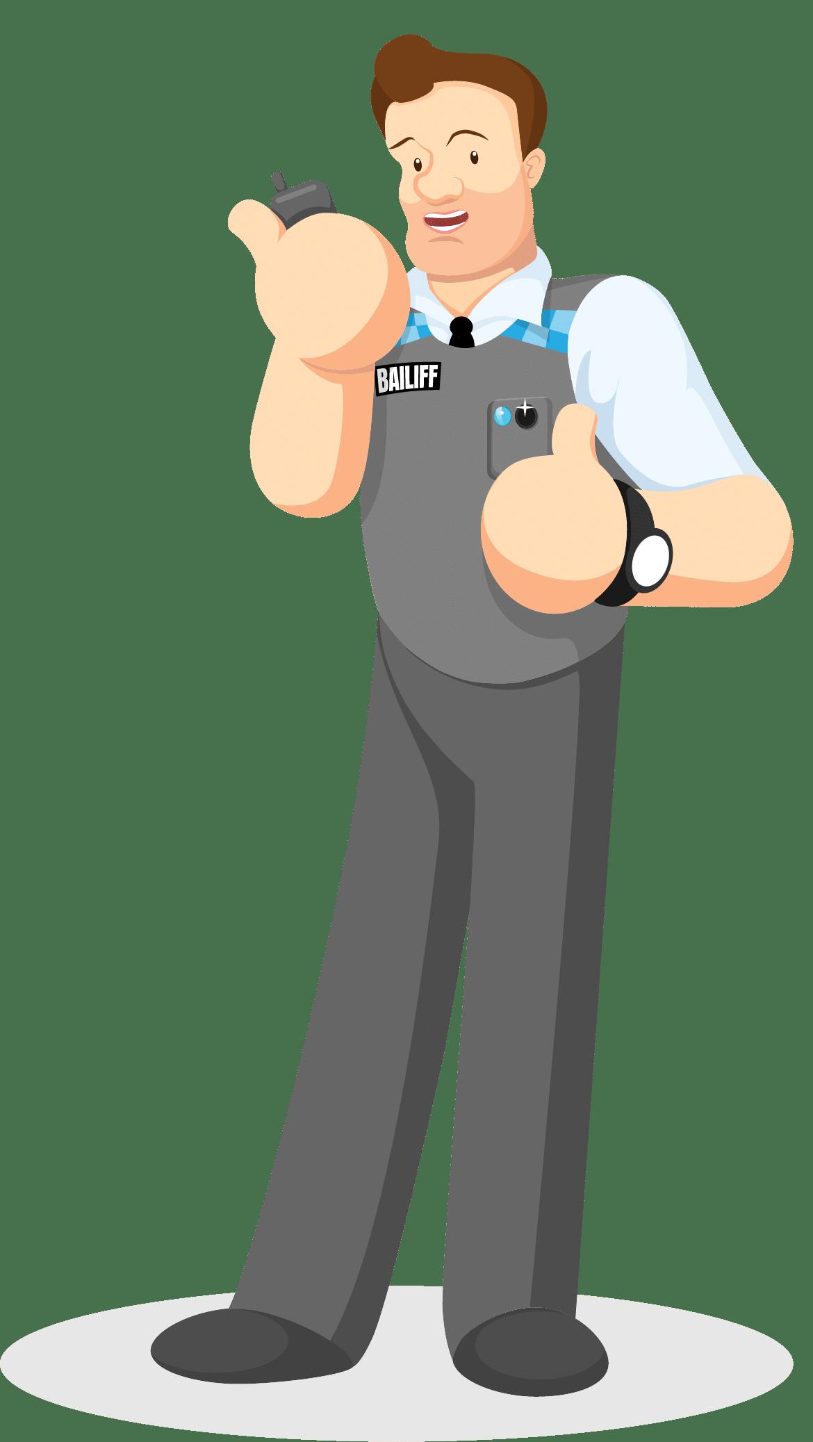 Bailiff Character